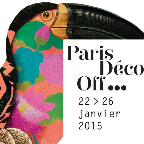 Affiche Paris DécoOff 2015