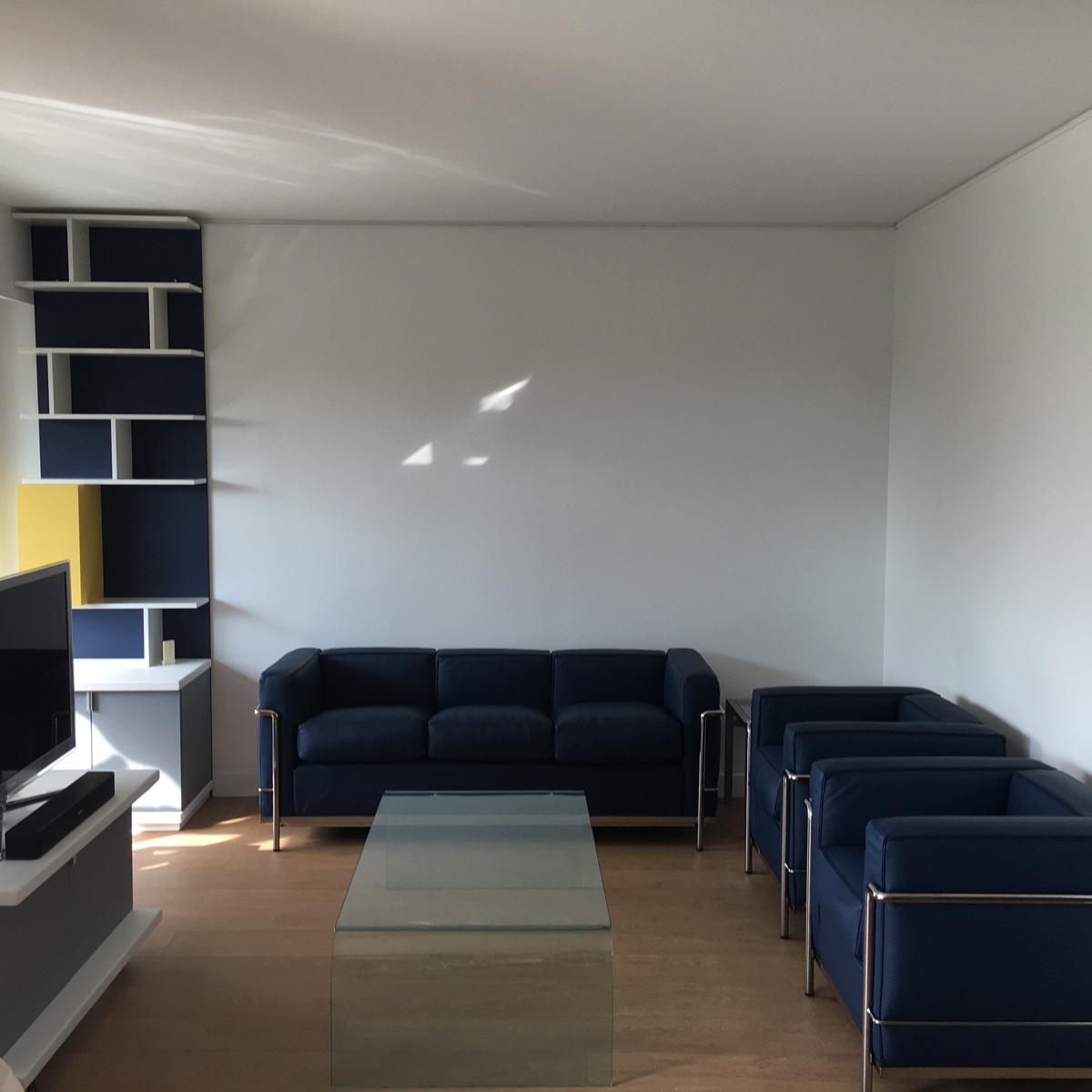 1 ARCHITECTURE INTERIEUR & CONSEIL 1 MOBILIER SUR-MESURE particulier Créteil AGENCE MAJOTIK